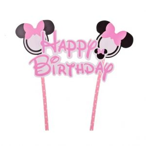 Zápich - Happy Birthday Minnie