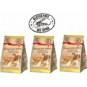 AKCIA 3 X BREAD MIX WHITE LIANA