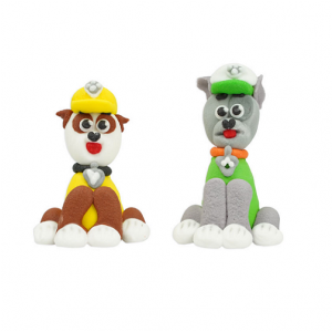 Paw Patrol - Rubble a Rocky
