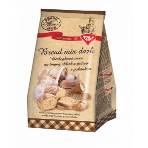 BREAD  MIX DARK Liana 1kg